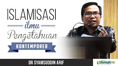 Dr Syamsuddin: Bolehkah Kita Memilih Pemimpin Kafir?