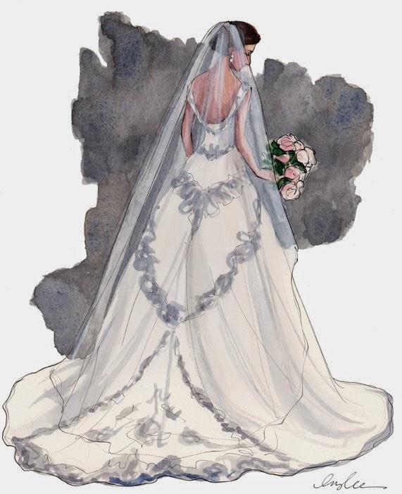 dibujos de vestidos de novia oh my bodas