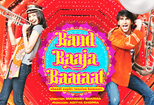 Band Baaja Baaraat - 2010 (Bollywood Romantic Comedy Film)