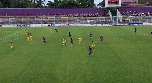 Awal Babak 8 Besar Liga 3, PSGC Ciamis Tekuk Bogor FC 3-1