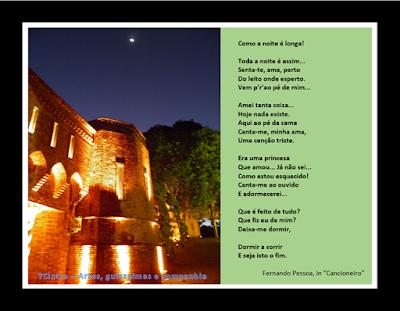 poema; fernando pessoa; noite