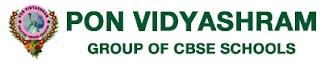 Pon Vidyashram Group of CBSE Schools Wanted TGT/PGT/PRT Teachers