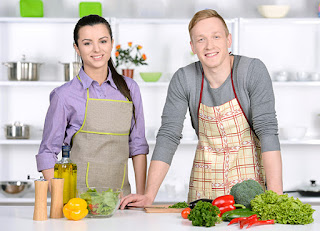 Menu Planning helps you eat healthy, saves you time, money and reduces stress
