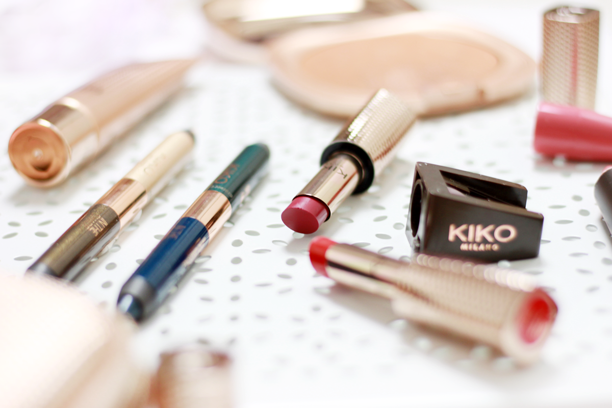 an image of the limited edition KIKO Trend collection