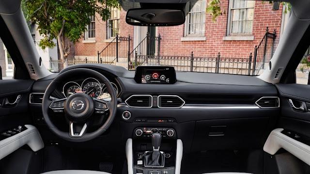 Mazda CX-5 2017 - Belleza y frescura en el interior