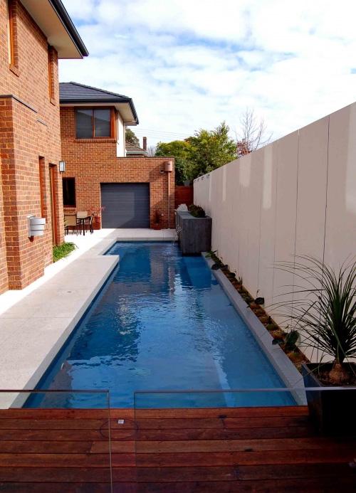 Lap pool design concept for Pool design concepts