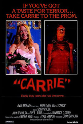 Top 10 - Filmes para ver no Halloween Carrie