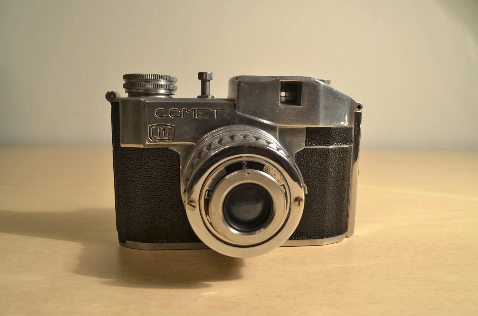 libretto istruzione foto camera comet s