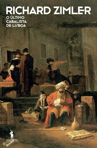 O Último Cabalista de Lisboa, Richard Zimler - Livro ...