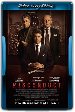 Misconduct Torrent Dublado