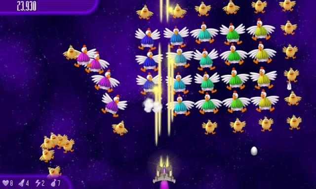 حمل الان لعبة الفراخ اخر اصدار برابط التحميل المباشر مجانا للكمبيوتر والاندرويد