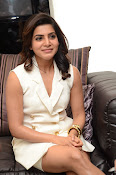Samantha dazzling in white at 24 event-thumbnail-18
