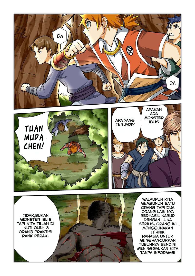 Tales of Demons and Gods Chapter 44