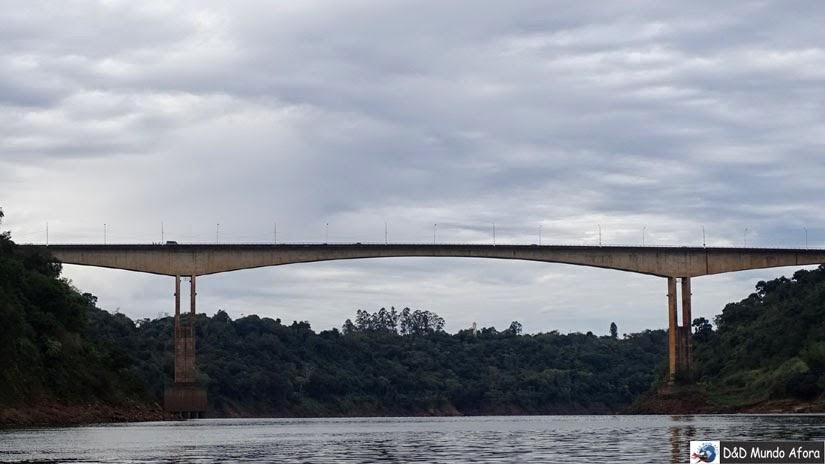 Ponte da Fraternidade Brasil Argentina