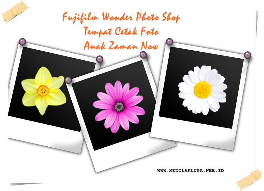 Fujifilm Wonder Photo Shop Tempat Cetak Foto Anak Zaman Now