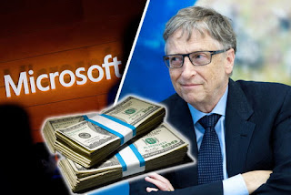 bill gates richest person in the world 2018
