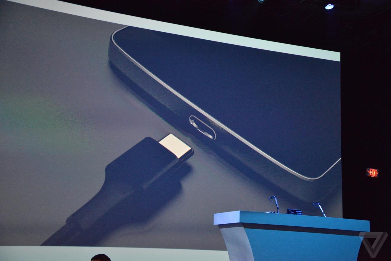 Android USB-C'yi desteklemeye başlıyor