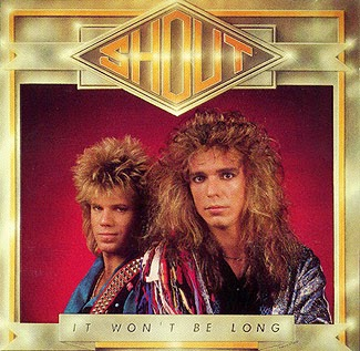 Shout It won't be long 1988 aor melodic rock