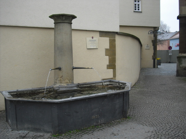 Wege in der region stuttgart ffentliche mineralwasser for Divan 2 bad cannstatt