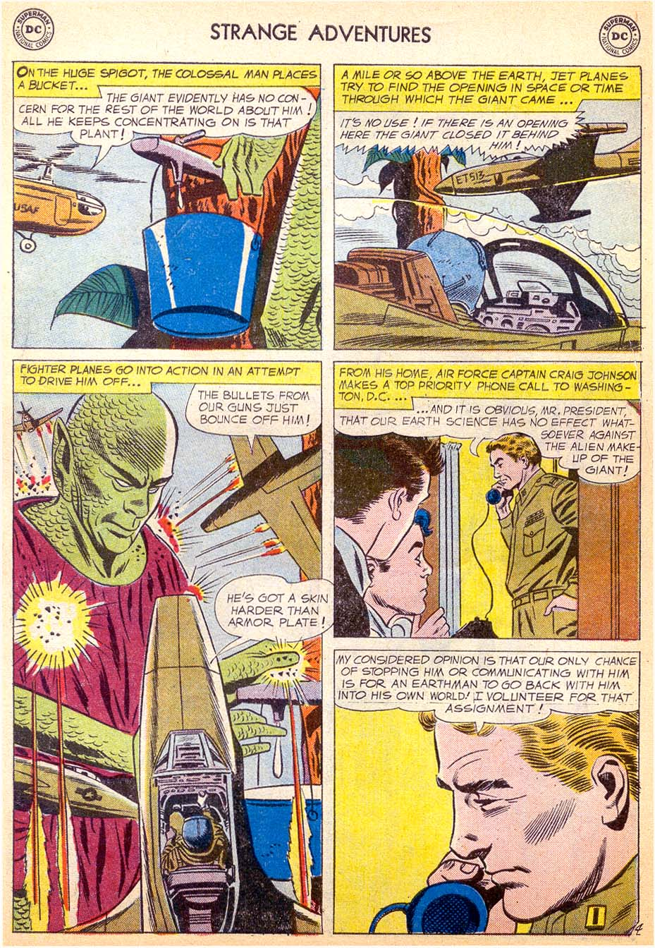 Strange Adventures (1950) issue 101 - Page 6