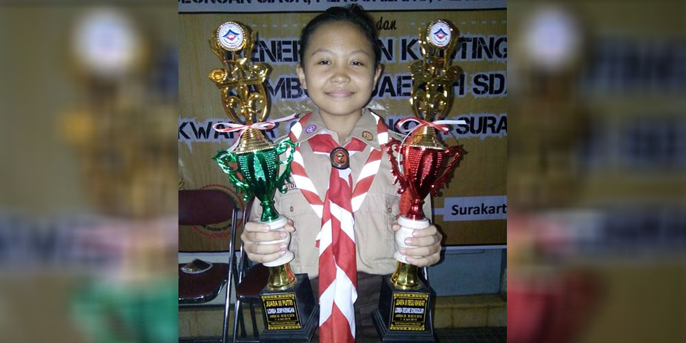 Viola Bawa Pulang 2 Titel Juara pada Jamda 2018 di Purbalingga