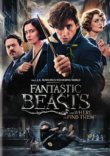 Fantastic Beasts and Where to Find Them DVD9 + BONUS