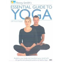 Essential Guide to Yoga - Penny Smith, Howard Napper DVD, fitness at home