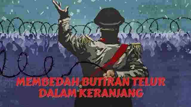 Politik Militer Di Indonesia: Membedah Butiran Telur Busuk Dalam Keranjang