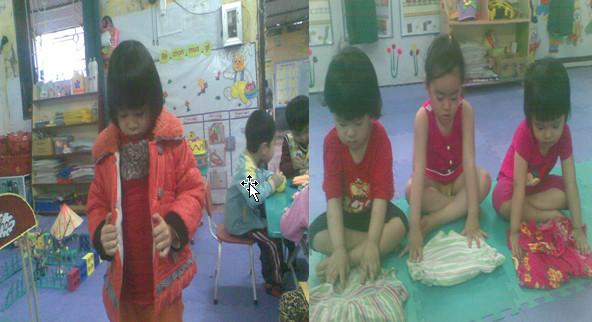 Giáo dục kỹ năng sống cho trẻ 3-4 tuổi