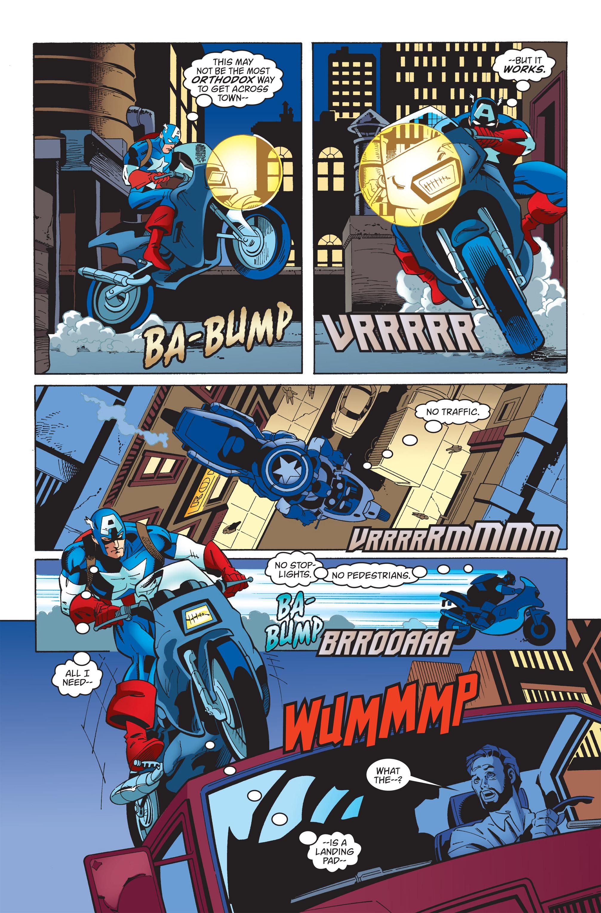 Captain America (1998) Issue #36 #43 - English 10
