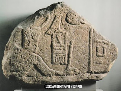 Sa-Nakht, Firaun Mesir Kuno yang Bertubuh Raksasa