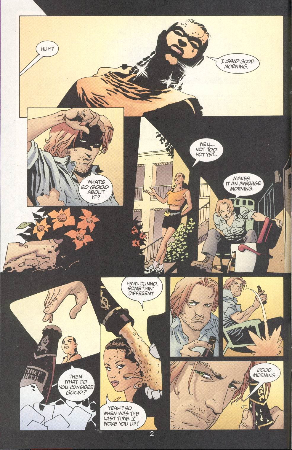 Read online 100 Bullets comic -  Issue #29 - 3