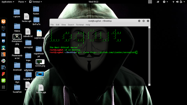 How to do MITM attack using xerosploit