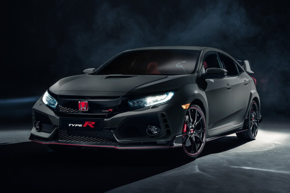 Honda Civic Colors >> More Honda Civic Type R Units On the Way | Philippine Car News, Car Reviews, Automotive Features ...