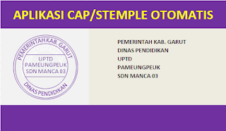 Download Aplikasi Cap/Stempel Instan dan Otomatis