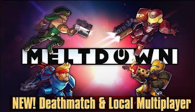 Meltdown Premium APK + OBB Download