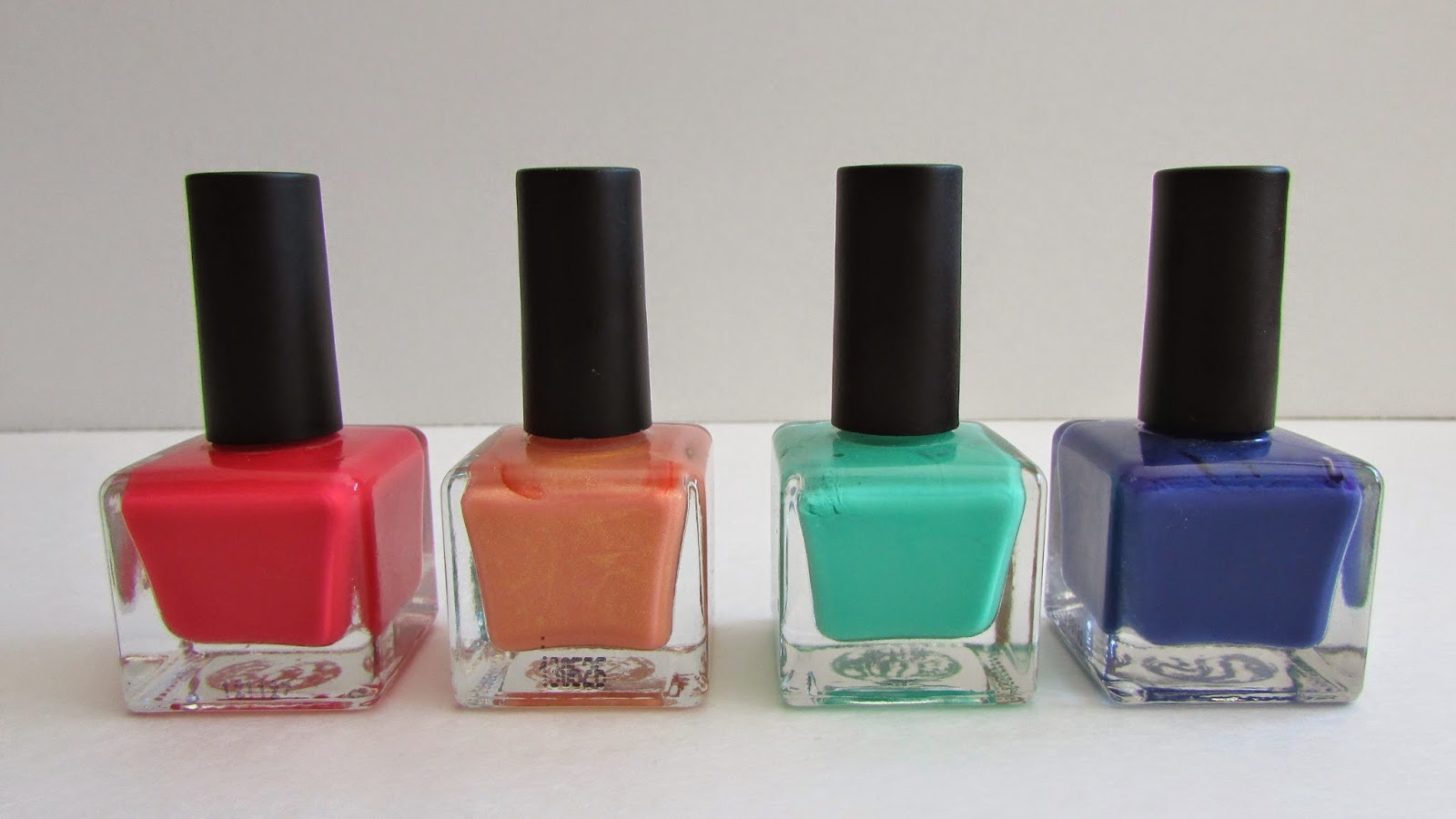 Miss Brunette Beauty Urban Outfitters Nail Polish Review