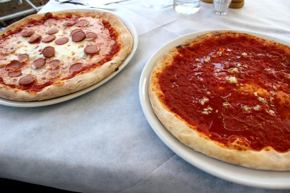 Pizza Lido Italy