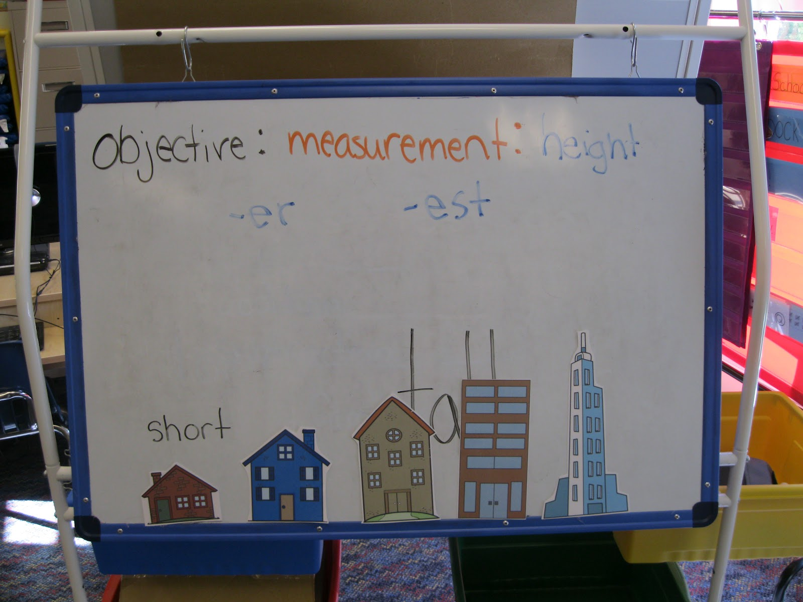 Kath Is Math D Science In Preschool Measurement Height