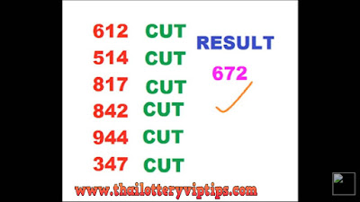 Thai lottery 3up VIP premium free download September 2018