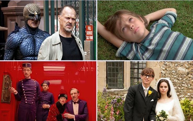 Daftar Pemenang Oscar Academy Awards 2015