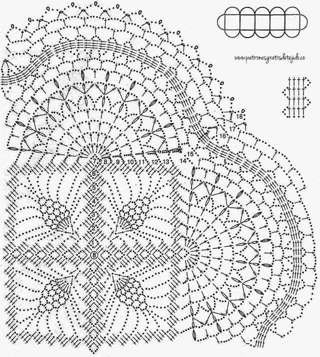 Chal para enamorar / patrones en pdf | Crochet y Dos agujas ...