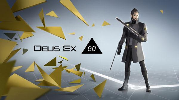 Deus EX Go Android   PrassEVO