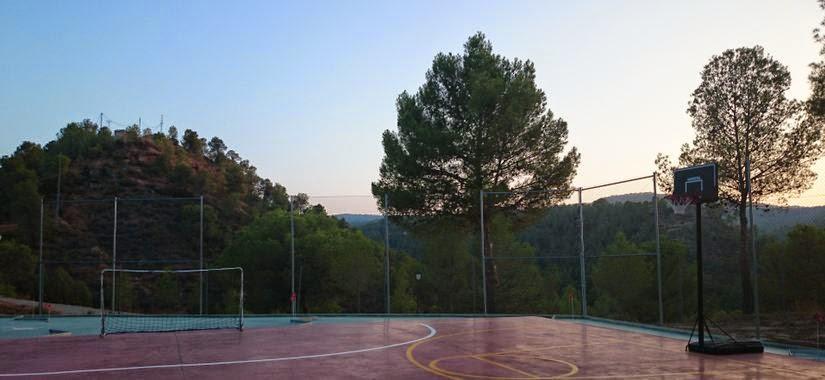Pista multideportiva del Valle del Cabriel, Villatoya.
