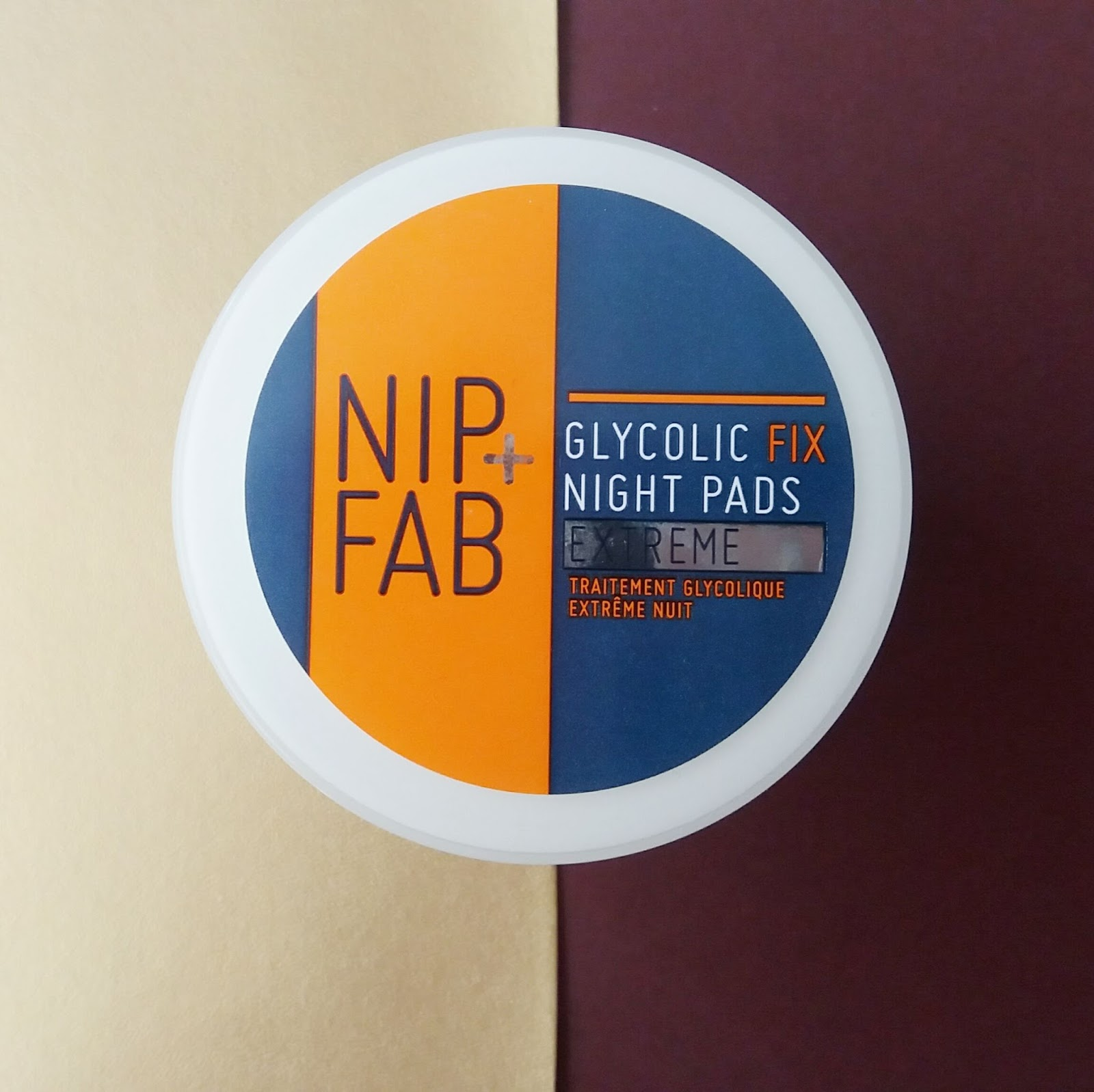 Nip + Fab Glycolic Fix Night Pads