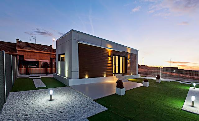Vivienda modular Resan - Modelo loft