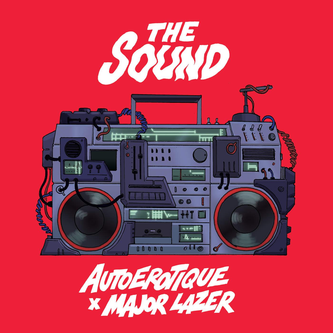 Autoerotique - The Sound (feat. Major Lazer) - Single Cover