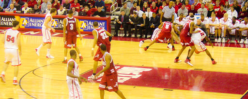 UW badger basketball