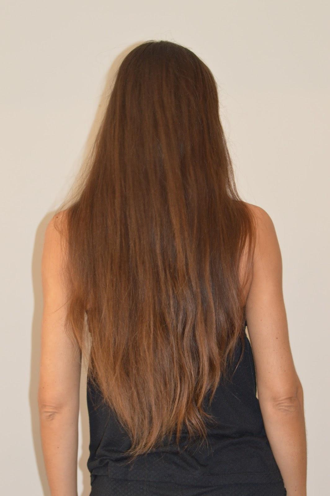 Fashion Musings Diary Irresistible Me Jade Hair