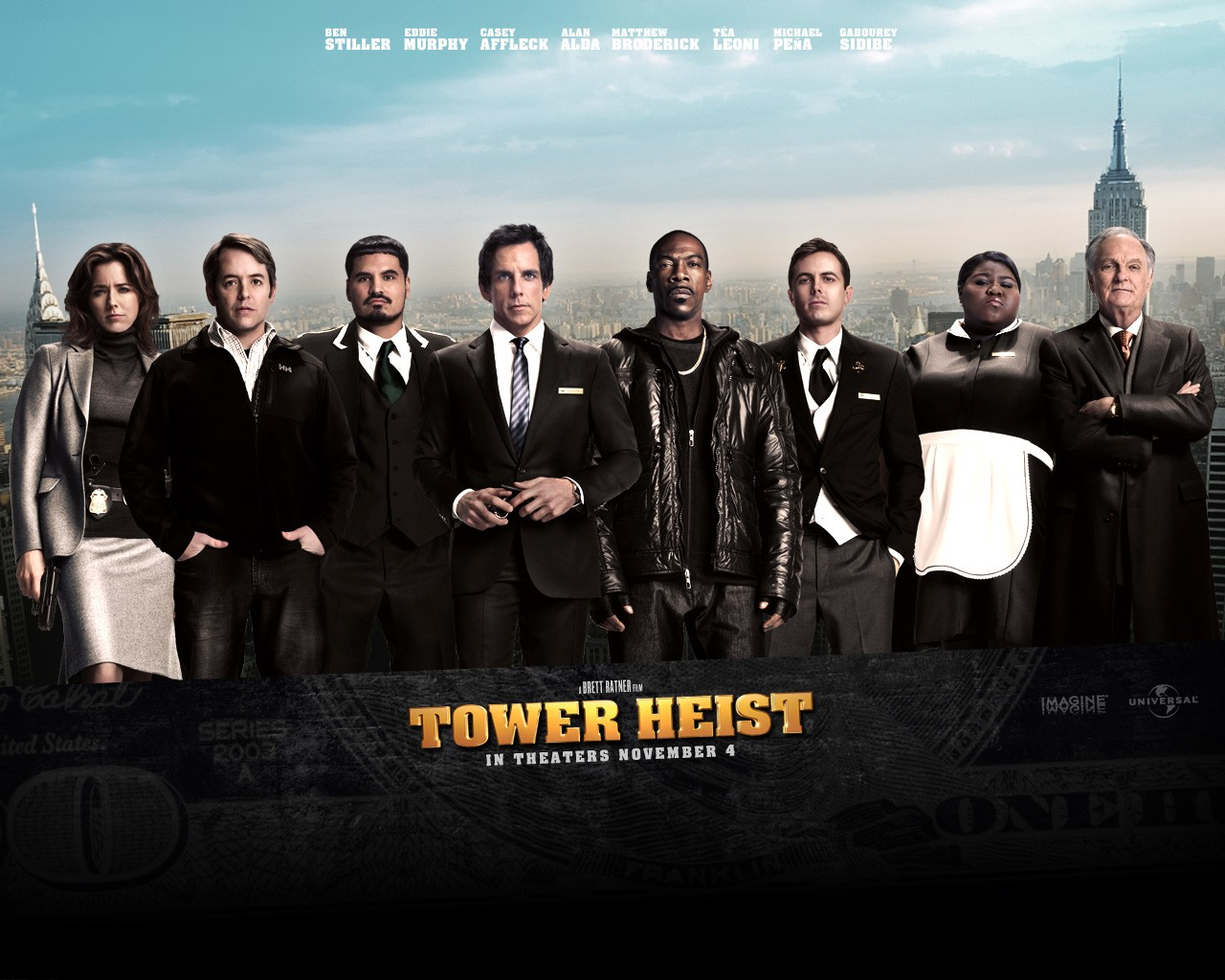 Agree to Disagree: Tower Heist review; a lot of fun at the ...